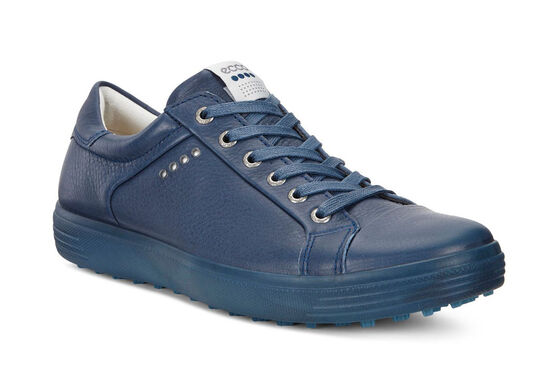 Ecco Hybrid Golf Shoes Navy Marine