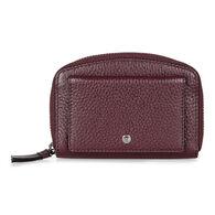 ECCO SP 2 Medium Bow Wallet (WINE)