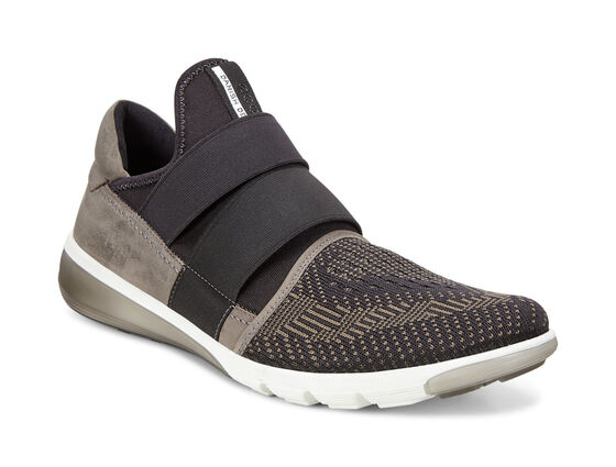 ECCO Mens Intrinsic 2 Slip On (TARMAC-BLACK/TARMAC)