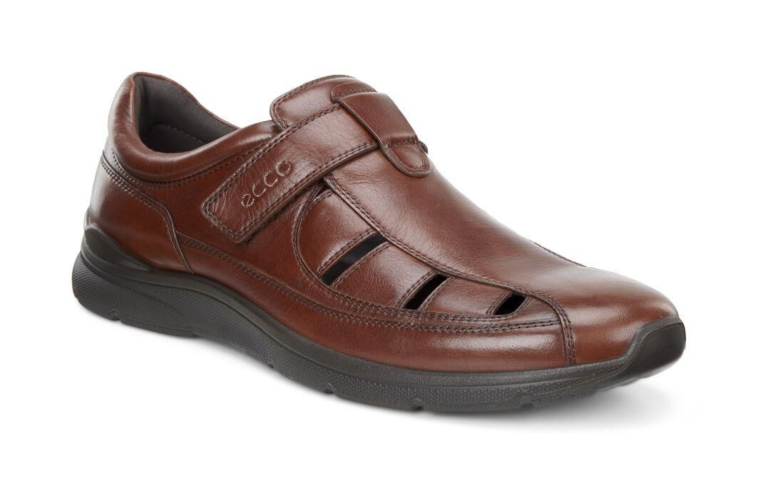 ... (Cognac) Men's Shoes   upcitemdb UPC 809702103534 product image for ECCO  Irving Fisherman   upcitemdb.com ...