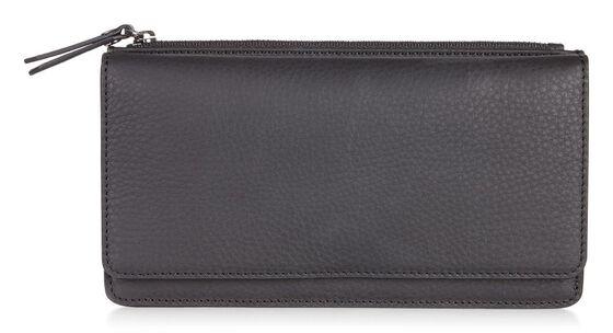 ECCO Jilin Travel Wallet (BLACK)
