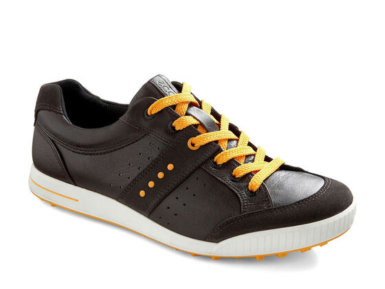 ECCO Mens Street Premiere (LICORICE/COFFEE/FANTA)