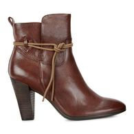 ECCO Shape 75 Ankle BootECCO Shape 75 Ankle Boot in COGNAC (01053)