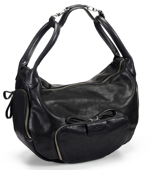 ECCO Belmar Hobo Bag (BLACK)