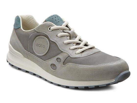 ECCO Womens CS14 Retro Sneaker (MOON ROCK/WARM GREY/FANFARE)