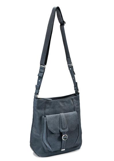 ECCO Baku Cross Body Bag (PAVEMENT)
