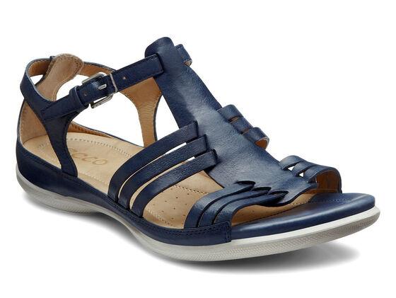 ECCO Flash Huarache Sandal (DENIM BLUE)