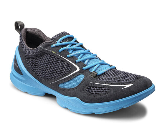 ECCO Womens BIOM EVO Race Lite (DARK SHADOW/DARK SHA./DANUBE)