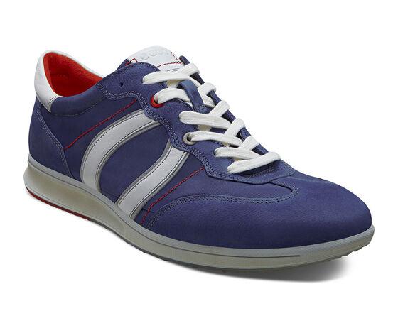 ECCO Jogga Textile Sneaker (MEDIEVAL/MEDIEVAL/WILD DOVE/WHITE)