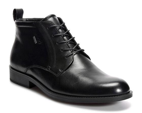 ECCO Birmingham GTX Boot (BLACK)