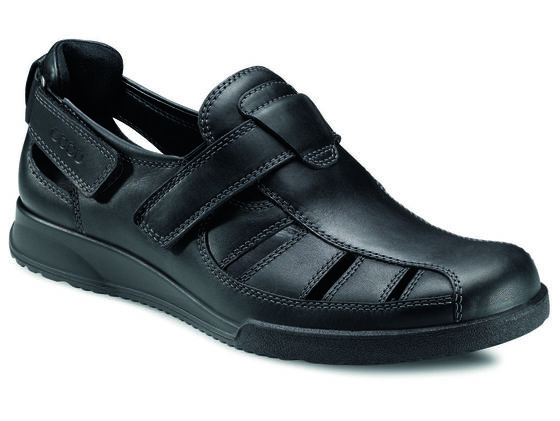 ECCO Transporter Fisherman (BLACK)