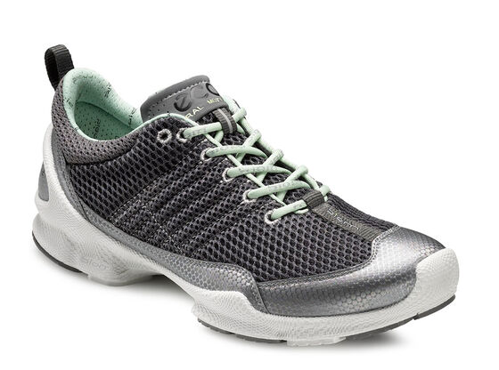 ECCO Womens BIOM Train 1.2 (TITANIUM METALLIC/DARK SHADOW)