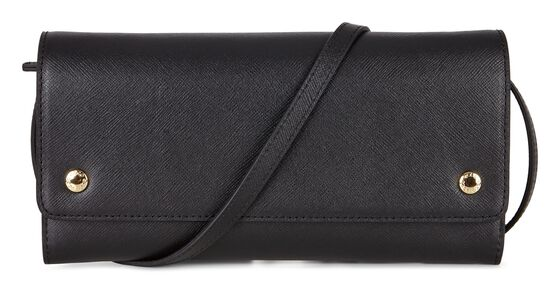 ECCO Iola Clutch Wallet (BLACK)
