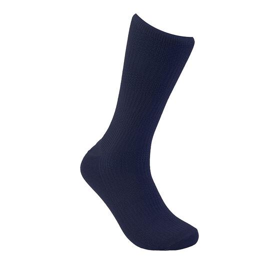ECCO Mens Dress Sock (NAVY)