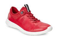 ECCO Soft 5 SneakerECCO Soft 5 Sneaker in TOMATO/TOMATO-CONCRETE (50354)