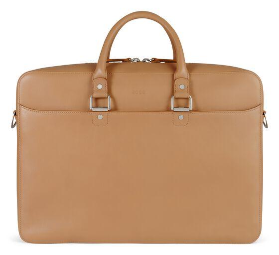 ECCO KAPSEL14 Laptop Briefcase (APPLE CINAMMON)