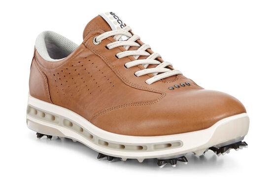 ECCO Mens Golf Cool GTX (CAMEL)