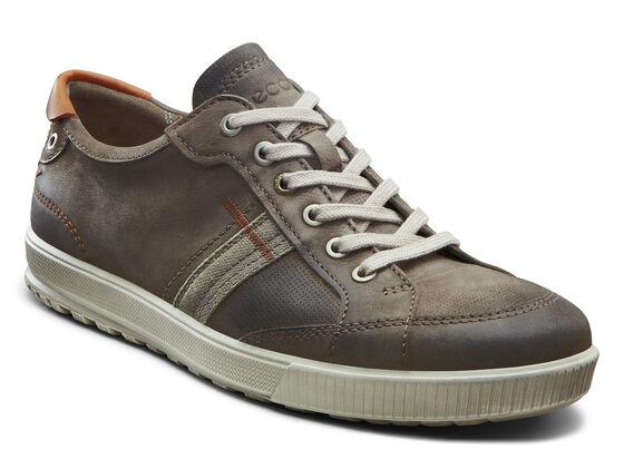 ECCO Ennio Urban Sneaker (WARM GREY/COGNAC)