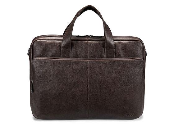 ECCO Business Vint. Laptop Bag (ANTIQUE BROWN)