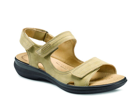 ECCO Breeze Ankle Strap Sandal (SAND)