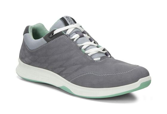 ECCO Womens Exceed Low (TITANIUM)