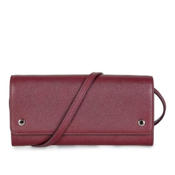 ECCO Iola Clutch Wallet (WINE)