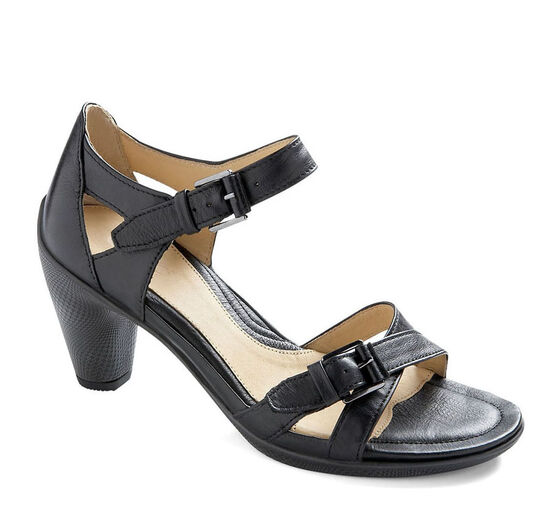 ECCO Sculptured 65 Strappy (BLACK)