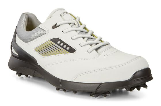 ECCO Mens Golf Base One HM (WHITE/BLACK)