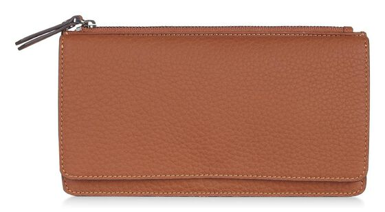 ECCO Jilin Travel Wallet (COGNAC)