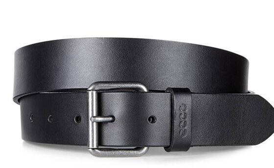ECCO Ioma Mens Belt (BLACK)