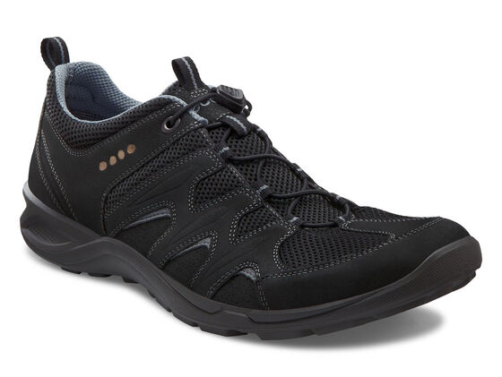 ECCO Mens Terra Cruise (BLACK/BLACK)