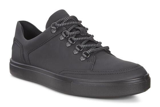 ECCO Kyle Premium Sneaker (BLACK)