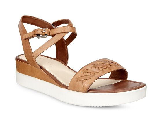 ECCO Touch Braided Plateau (WHISKY)