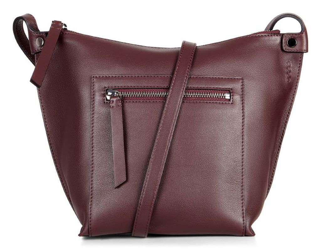 ECCO Sculptured Crossbody (RUBY WINE)