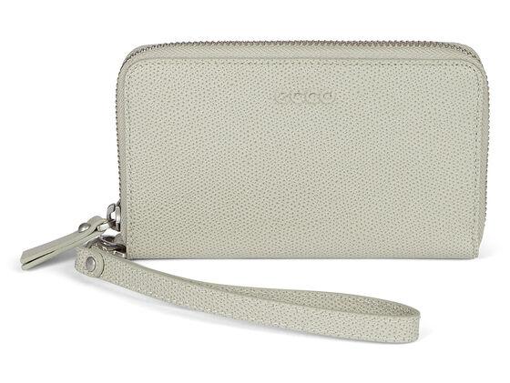 ECCO Belaga Medium Zip Wallet (GRAVEL)