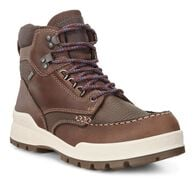 ECCO Womens Track 25 High (COCOA BROWN/COFFEE/SHALE)