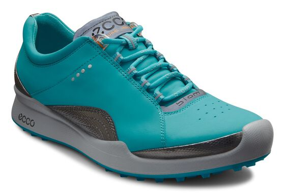 ECCO Womens BIOM Hybrid Lace (TURQUOISE/TURQUOISE)