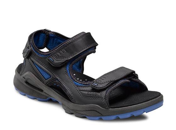 ECCO Mens BIOM Chiappo (BLACK/BERMUDA BLUE)