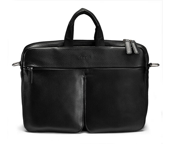 ECCO Anaheim Small Laptop Bag (BLACK/BLACK)