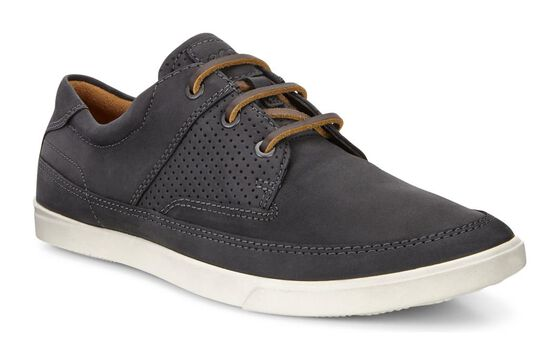 ECCO Collin Nautical Perf (BLACK)