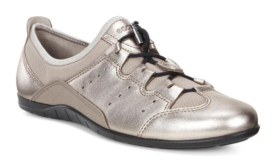 ECCO Bluma Toggle (WARM GREY MET./MOON ROCK/WARM GREY)
