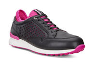 ECCO Womens Speed HybridECCO Womens Speed Hybrid in BLACK/RASPBERRY (50096)
