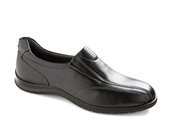 ECCO Sky Slip On (BLACK)