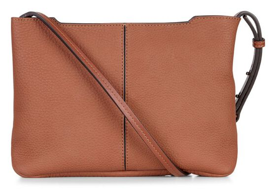 ECCO Jilin Small Crossbody (COGNAC)