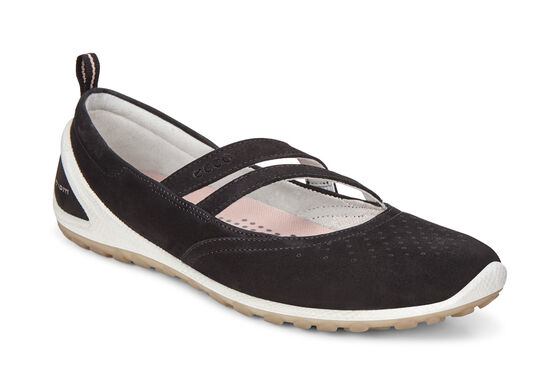 ECCO Womens BIOM Lite MJ (BLACK)