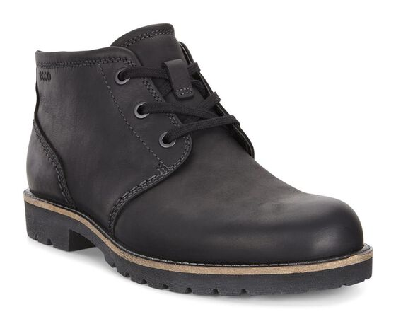 ECCO Jamestown Mid (BLACK)