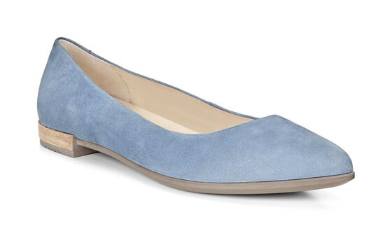 ECCO Shape Pointy Ballerina (RETRO BLUE)