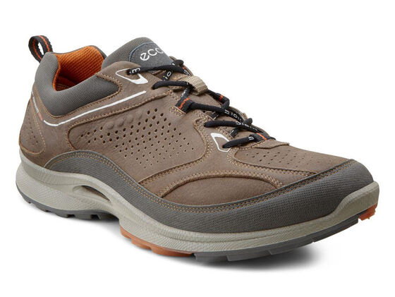 ECCO Mens BIOM Ultra Plus (DARK SHADOW/ESPRESSO)