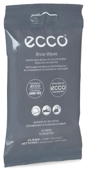 ECCO Shoe Wipes (TRANSPARENT)