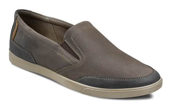 ECCO Collin Casual Slip On (MOONLESS/DARK CLAY)